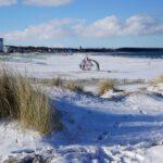 Strahlende Wintereindrücke aus Warnemünde – wir nehmen euch mit!