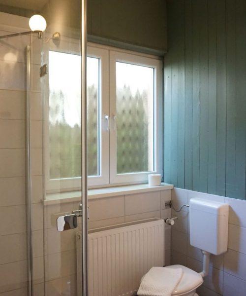 Ferienwohnung Klara in Warnemünde Badezimmer