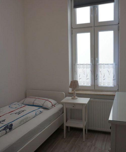 Ferienwohnung Tamo in Warnemünde separates zweites Schlafzimmer