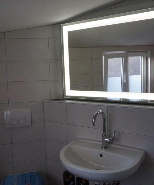 Ferienwohnung Torin in Warnemünde Badezimmer Ansicht 2